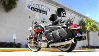 10. 2010 Harley Davidson Road King Classic Motorcycle Autos of Palm Beach T2846