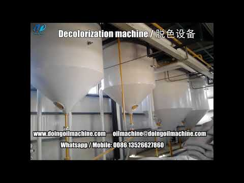 DOING Group Edible Oil Mill Machinery For Sale