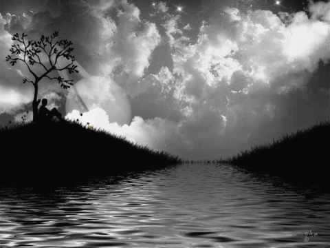 Immagine della canzone Seduto in riva al fosso di Luciano Ligabue