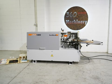 HOLZHER UNO 1302 SINGLE PHASE EDGEBANDER