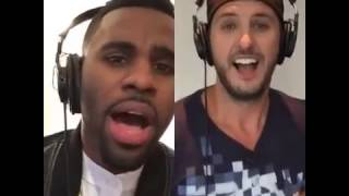 Luke Bryan and Jason Derulo team up to create an awesome duet! Created on Sing! Karaoke by Smule. Share your songs with us! Download Now.
