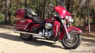10. Used 2013 Harley Davidson Ultra Classic Electra Glide Motorcycles for sale