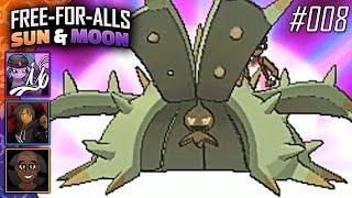 Pokémon Sun & Moon FFAs #008 Feat. TheHeatedMo, NumbNexus & JayYTGamer! by King Nappy
