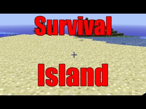 Minecraft - Survival Island - Episode 1