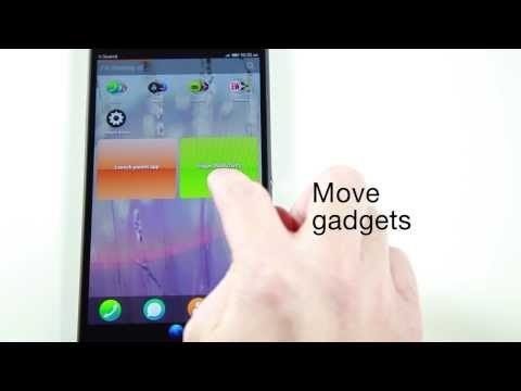 "Sony submits ""gadget"" functionality to Firefox OS for evaluation [video]"