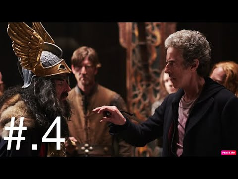 """(Fresh Reaction to) Doctor Who Season 9 Episode 5 """"the girl who died"""" part 4"""