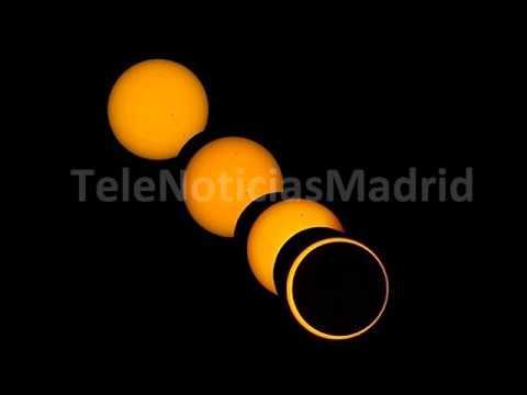 En unos días un eclipse transformará el Sol en un anillo de fuego