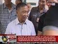 SONA: Mag-amang Binay, kinasuhan kaugnay sa pagpapatayo ng Makati Science Building