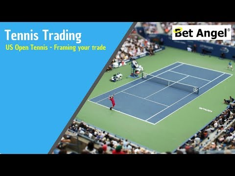 US Open Tennis – Framing Your Tennis Trade