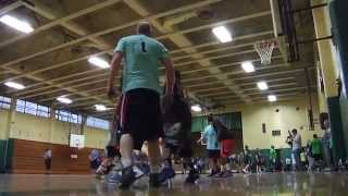 The last annual Tommy Ashton 3-on-3 Basketball Tournament was played April 17-18 at St. Sebastian's parish in Woodside.