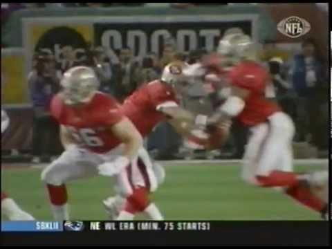 Super Bowl XXIX San Francisco 49 San Diego 26