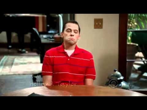 two and a half men session 8 ep. 5 the immortal mr. billy joe