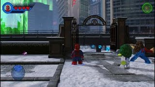 LEGO® MARVEL Super Heroes 2 walkthrough part 3 Castle Hassle STORY
