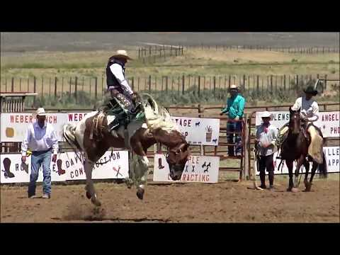Little Snake River Rodeo in Carbon County, Wyoming