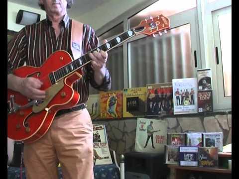 GUITAR TWIST (The Ventures) видео