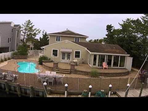 Loveladies Lagoon Front Home for Sale LBI