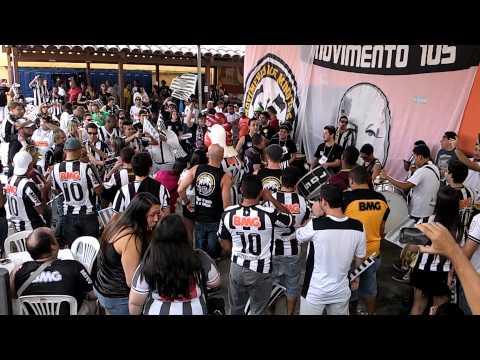 Maria, eu sei que você treme - Aniversário do Movimento 105 Minutos - Movimento 105 Minutos - Atlético Mineiro