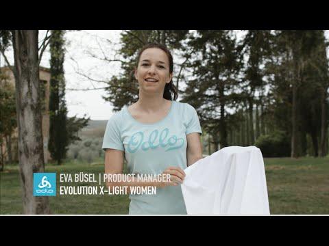 Evolution x-light Women - Sport Baselayer