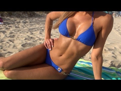 Simple Bikini Abs Workout for Sexy Stomach!