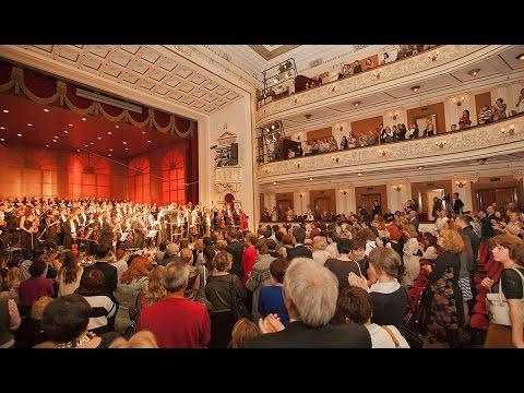 Diaghilev Festival 2014. Diaghilev festival orchestra. Gustav Mahler Symphony #3