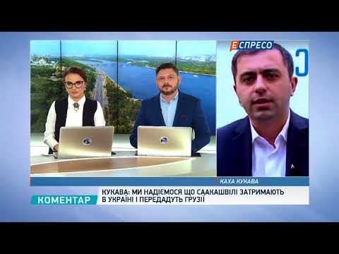 Кукава: Ми сподіваємося, що Саакашвілі затримають і передадуть Україні