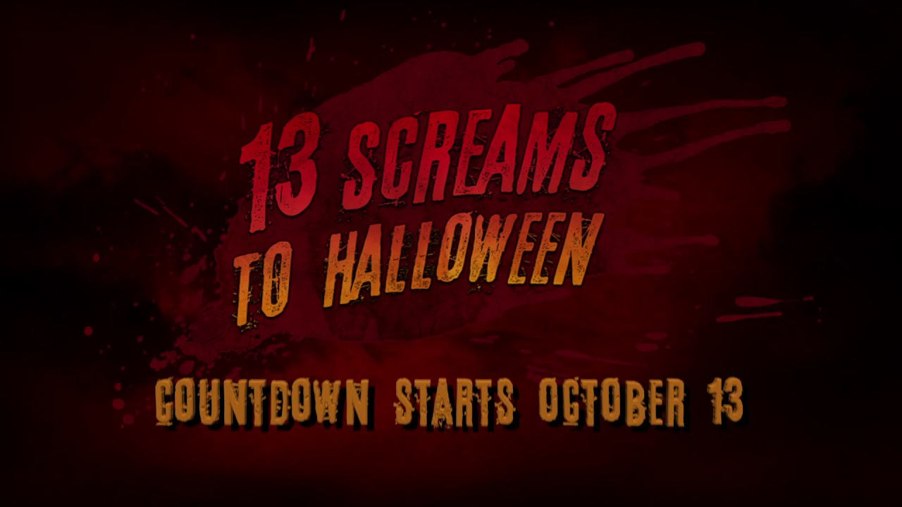 13 Screams to Halloween | Screambox Horror Streaming