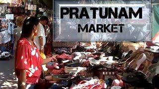 Bangkok Living&Travel - Pratnum Market Shopping