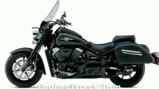 3. 2009 Suzuki Boulevard C90T -  Features Transmission