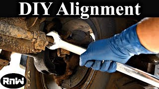 Video How to Perform a Front End Alignment Yourself - Easy and Free MP3, 3GP, MP4, WEBM, AVI, FLV Juli 2018