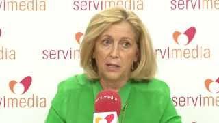 """Vídeo Dancausa : los datos """"consolidan"""" que la política de Rajoy """"ha sido acertada"""""""