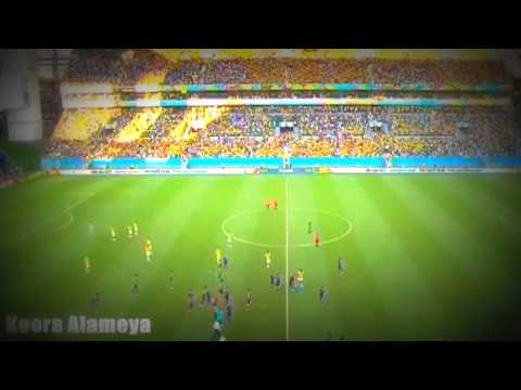 كأس العالم ٢٠١٤ – الدور الاول – المجموعة الثالثة – ملخص مباراة كولومبيا/اليابان