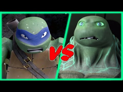Leonardo: Past And Future - Teenage Mutant Ninja Turtles Legends