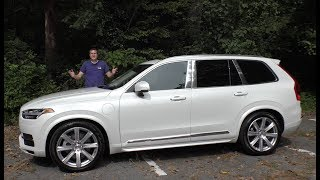 Video The $100,000 Volvo XC90 Excellence is the Most Expensive Volvo Ever MP3, 3GP, MP4, WEBM, AVI, FLV November 2017