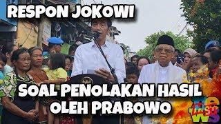 Video Prabowo Tolak Hasil Pemilu, Begini Respon Jokowi! MP3, 3GP, MP4, WEBM, AVI, FLV Mei 2019
