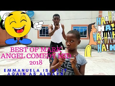 BEST OF EMMANUELLA COMEDY ( MARK ANGEL COMEDY ) 2018