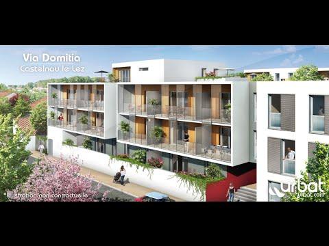 Programme immobilier neuf CASTELNAU LE LEZ