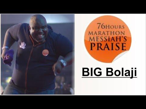 Big Bolaji POWERFUL Praise @ 76 HOURS RCCG MARATHON MESSIAH'S PRAISE 2018_ NIGERIA
