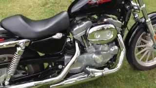6. 2007 Harley Davidson Sportster 883 EFI