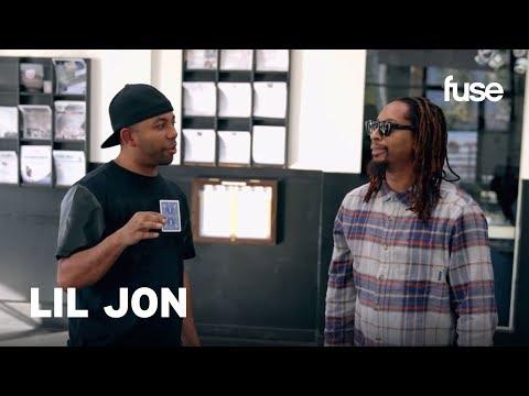 Lil Jon Learns A Magic Trick | Hip-Hop Houdini | Fuse