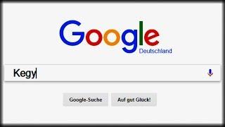 Hab den Kegy gegoogelt! feat. crappy Sound Video