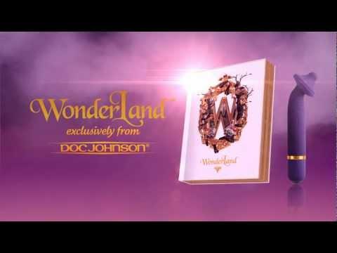 Doc Johnson Wonderland The Mystical Mushroom