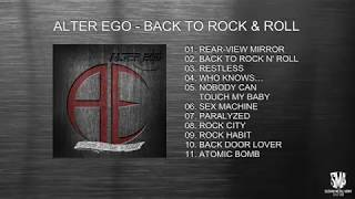 Video ALTER EGO - BACK TO ROCK & ROLL - ALBUM PREVIEW