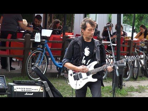Чёрный Квадрат - Кончится лето (19 июня 2015. Питер) (видео)