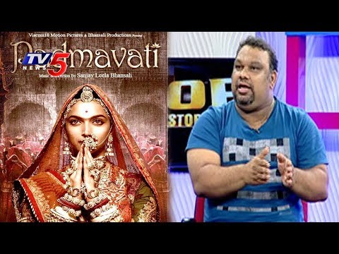 Mahesh Kathi Speaks On Padmavati Movie Controversy