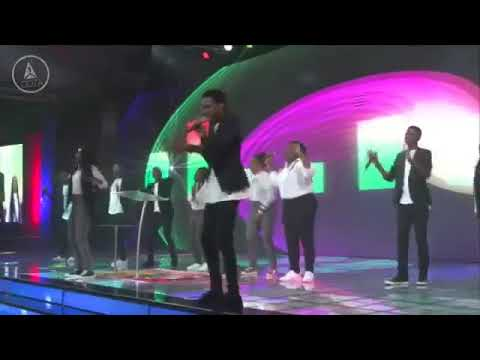 """The Gratitude Performing their Hit Song """"Overdose"""" At COZA"""
