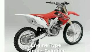 1. 2012 Honda CRF 250R - Walkaround and Specification