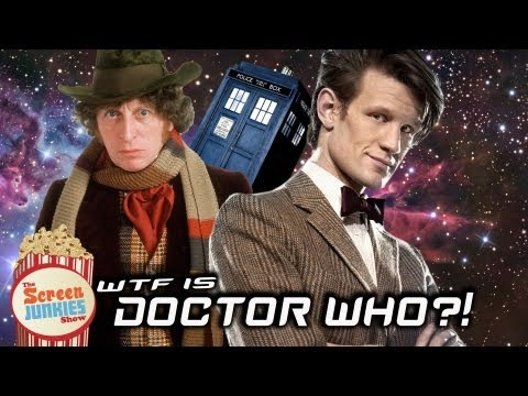 doctor - Since 'Doctor Who' has been on for over 50 years - and we still we had no idea what it was actually about - we decided to ask some experts! Presenting a Dumm...