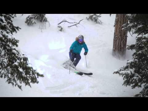 2014 Ski Test