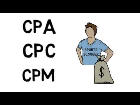 Online Ads 101: Cost models for online media