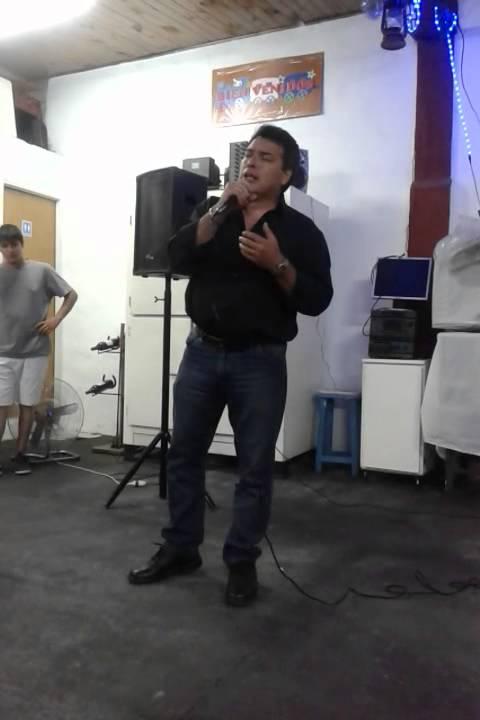 Raul Balbuena- Casting Elegidos telefe #Elegidos